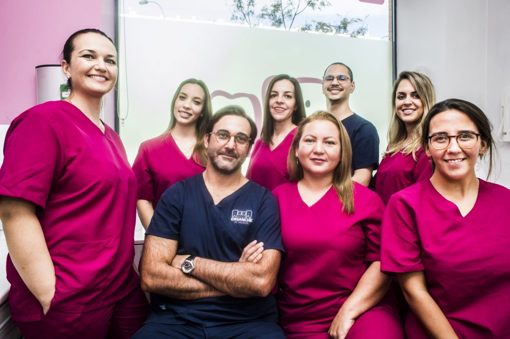 Grupo Clínica Dental Ensanche de Vallecas