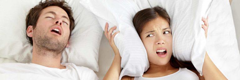 Apnea del sueño - Clínica Dental Ensanche de Vallecas