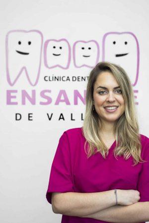 Gema, Ortodoncista de la Clínica Dental Ensanche de Vallecas