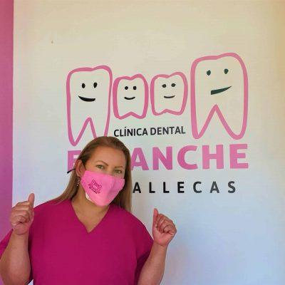 Directora de la Clínica Dental Ensanche de Vallecas