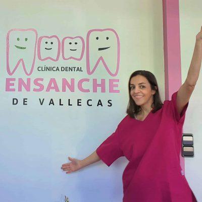 Auxiliar de la Clínica Dental Ensanche de Vallecas