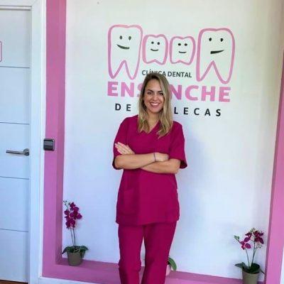 Ortodoncista de la Clínica Dental Ensanche de Vallecas