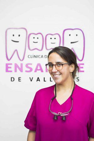 María, Endodoncista de la Clínica Dental Ensanche de Vallecas