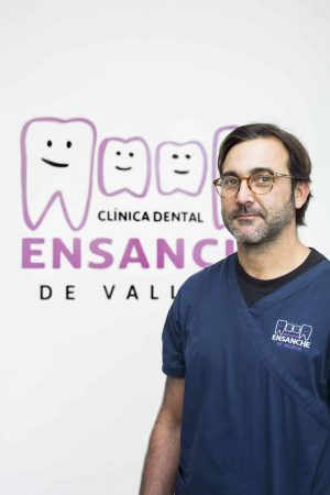 Ricardo, Cirujano de la Clínica Dental Ensanche de Vallecas